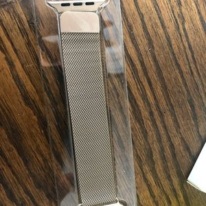 New in Box Rose Gold 42MM Apple Watch Band